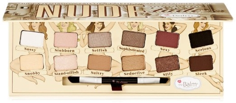 Bảng Phấn Mắt theBalm NUDE'tude Eyeshadow Palette