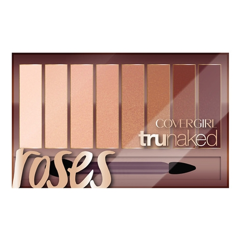 Phấn mắt CoverGirl truNaked Eyeshadow, Roses