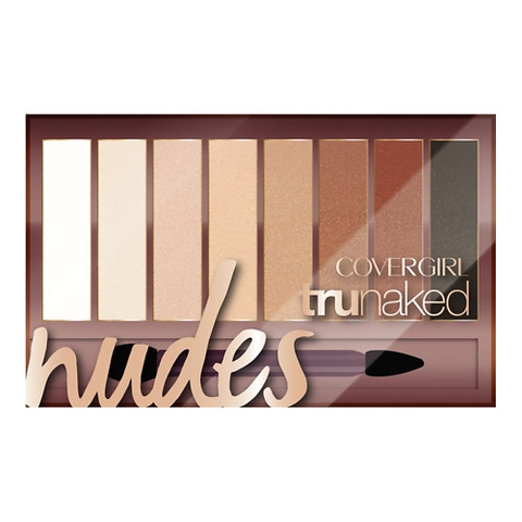 Phấn mắt CoverGirl truNaked Eyeshadow, Nudes