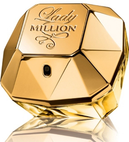 Lady Million by Paco Rabanne, 2.7 oz Eau De Parfum Spray (Tester) for Women