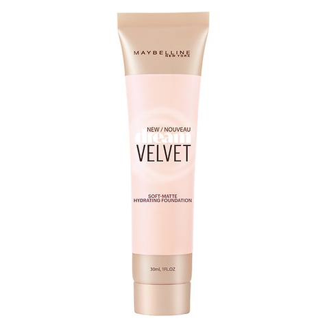 Kem Nền Maybelline Dream Velvet Soft Matte Hydrating Foundation