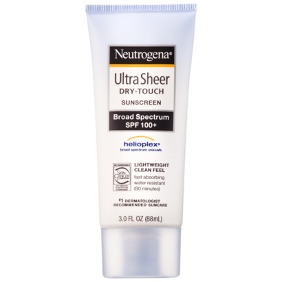 Kem Chống Nắng Neutrogena Ultra Sheer Dry-Touch Sunscreen, SPF 100 - 88ml