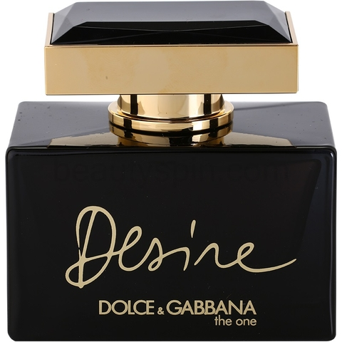 The One Desire by Dolce & Gabbana, 2.5 oz Eau De Parfum Spray (Tester) for Women