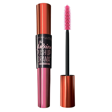 Mascara Maybelline Volum' Express The Falsies WP Push Up Drama Waterproof Mascara, Very Black