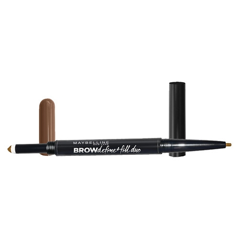 Chì kẻ lông mày Maybelline Eye Studio Brow Define + Fill Duo, Soft Brown