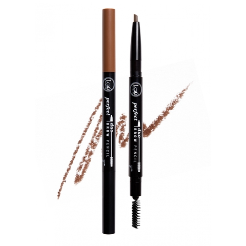 Chì kẻ lông mày J Cat Perfect Brow Duo Pencil
