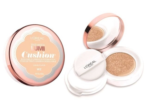 L'Oreal Paris True Match Lumi Cushion Buildable Luminous Foundation