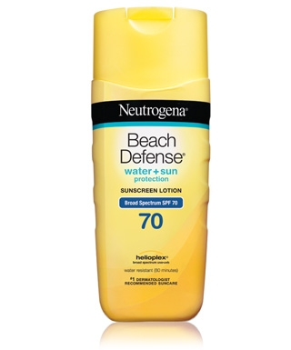 Kem chống nắng Neutrogena Beach Defense SPF 70 Sunscreen Lotion