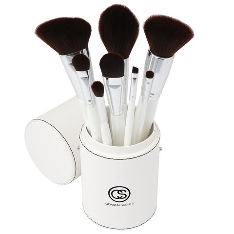 Bộ cọ Coastal Scents Creme de la Creme Brush Set