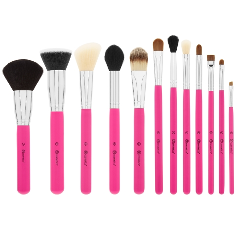 Bộ Cọ BH Cosmetic Carnival Celebration - 12 Piece Brush Set