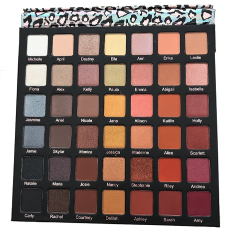 Bảng phấn mắt Violet Voss - Ride Or Die Eye Shadow Palette