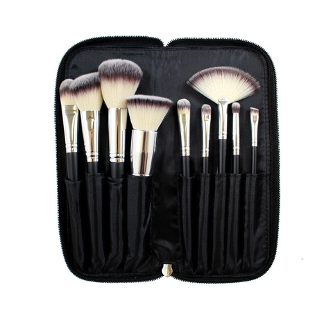 Bộ cọ Morphe SET 502 - 9 PIECE DELUXE VEGAN SET