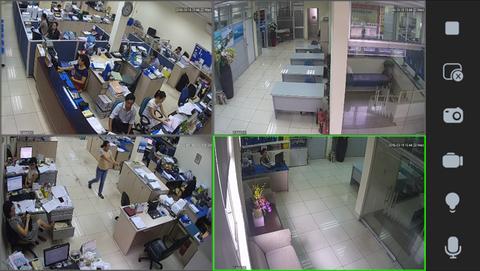 Các công trình camera quan sát ở Tây Ninh