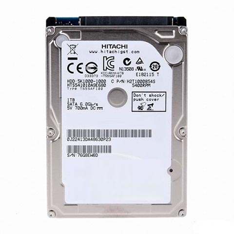 HDD 500GB HITACHI 2.5 ( 5400)