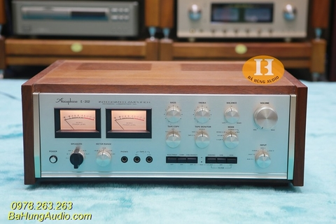 Amply Accuphase E202 đẹp xuất sắc