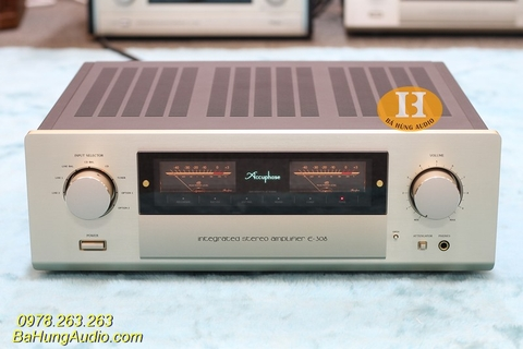 Amply Accuphase E308 đẹp xuất sắc