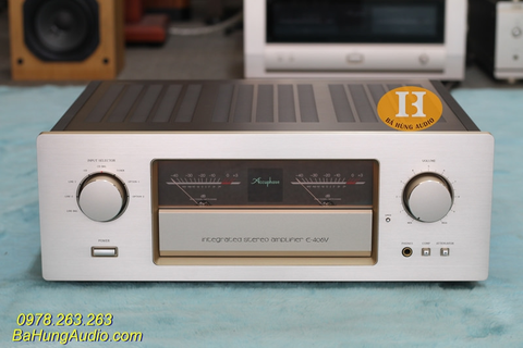 Amply Accuphase E406V Đẹp xuất sắc
