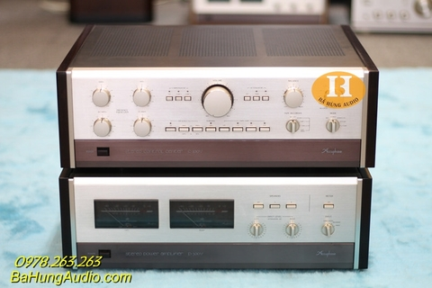 Bộ Pre Pow Accuphase C200V P300V xuất sắc