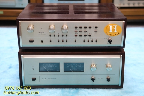 Pre Pow Accuphase C230 Accuphase P260 đẹp xuất sắc