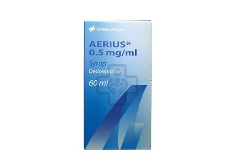 Aerius 0.5mg/ml 60ml