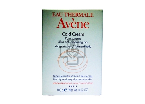 Avene Cold Cream Bar 100g