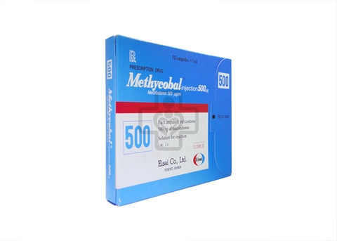 Methycobal Injection 500mcg/1ml
