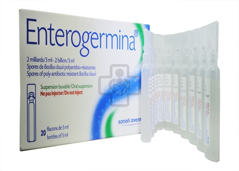 Enterogermina 2 billion/5ml