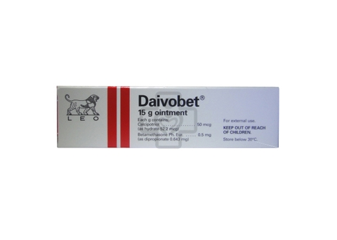 Daivobet Ointment 15g