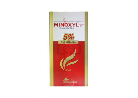 Minoxyl Solution 5% 60ml