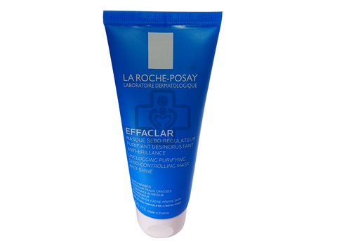 LRP Effaclar Mask 100ml (B/tub)