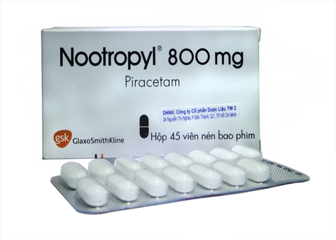 Nootropyl 800mg