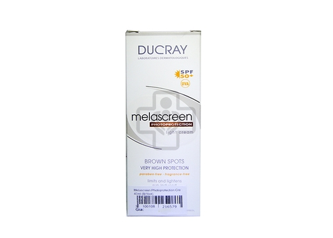 Melascreen Photoprotection Cream 40ml