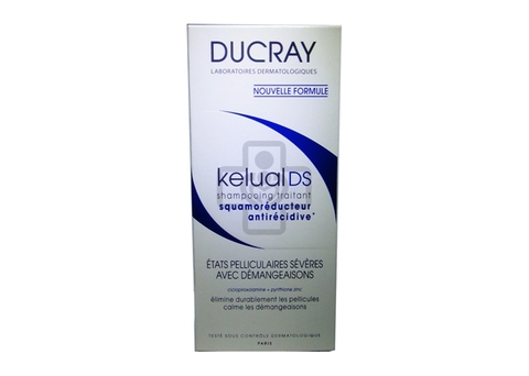 Kelual DS Shampoo 100ml