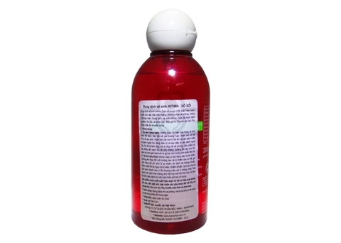 Intimate 200ml Red
