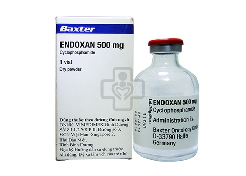Endoxan I.V. 500mg