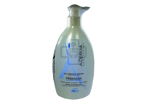 A-Derma Primalba Gentle Cleansing Water 500ml