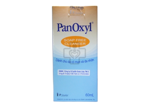 Panoxyl Free Cleanser 60ml