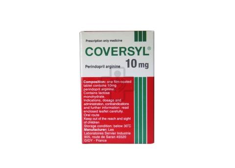 Coversyl Plus Hd 8 2.5mg
