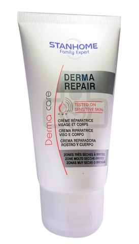 Stanhome Derma Repair 100ml Cre 100ml (B/tub)
