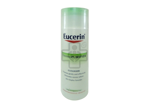 Eucerin Dermo Purifyer 200ml
