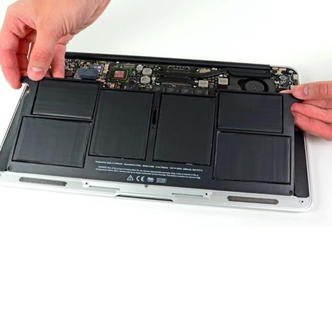 Pin MacBook Air 11 inch - Model A1406 (Mid 2011 - Mid 2012)