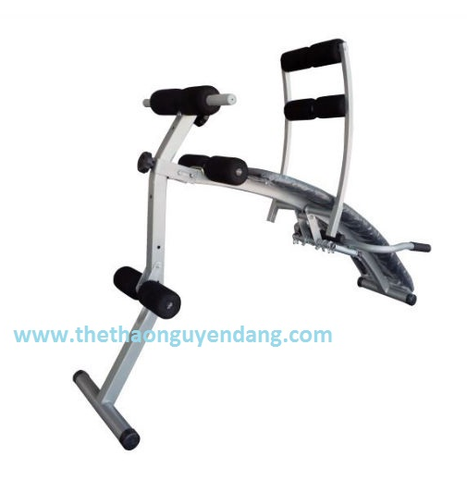 Ghế cong tập bụng AB Trainer 601021