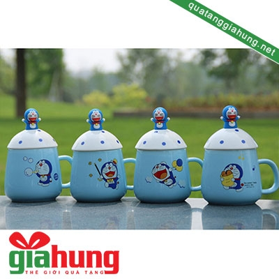 Ly sứ Doraemon 066