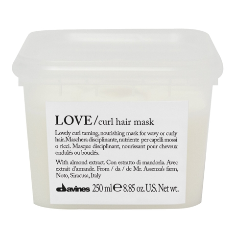 LOVE CURL/ HAIR MASK