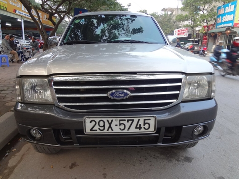 Ford Everest 2005 MT