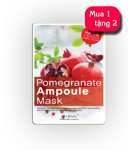Mặt nạ HBMIC Pomegranate Ampoule Mask