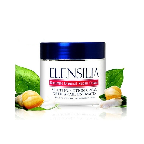 Kem dưỡng ELENSILIA Escargot Original Repair Cream