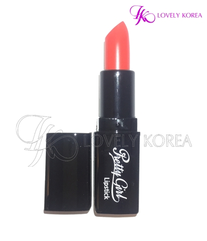Son siêu lì Pretty Girl Lipstick (616 - Orange)