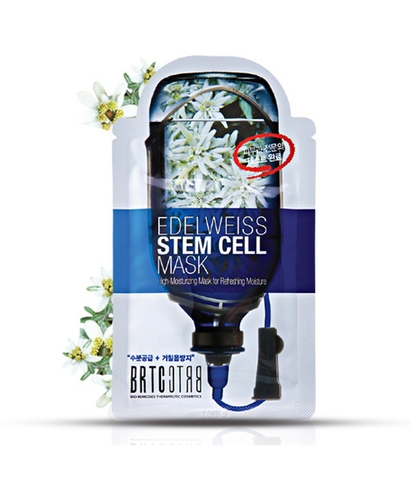 Mặt nạ AMI BRTC Edelweiss Stem Cell MASK