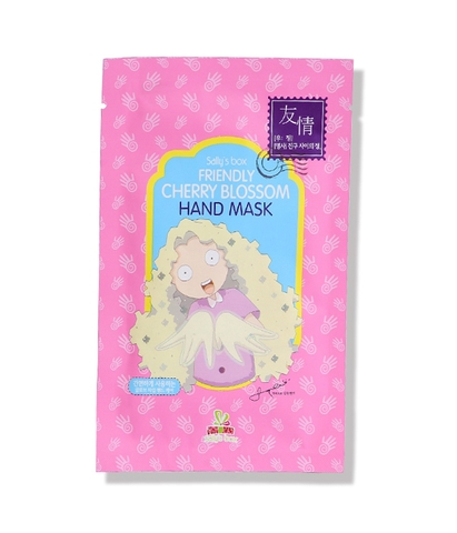 Mặt nạ IM1NE Sally's Box Friendly Cherry Blossoms Hand Mask